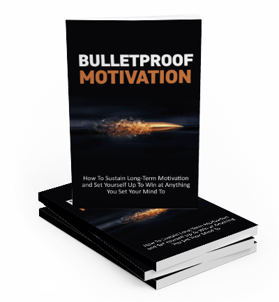 Bulletproof Motivation eCover