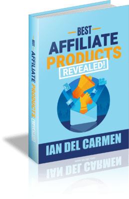 Best Affiliate Products Revealed eCover