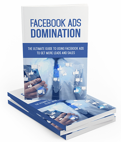 Facebook Ads Domination eCover