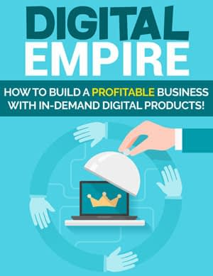 Selling digital products online