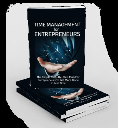 time management for entrepreneurs pdf