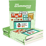 Your eCommerce Store eCover