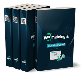 WordPress Training eCover