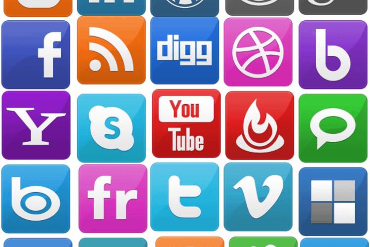 Social media marketing, Social Share buttons